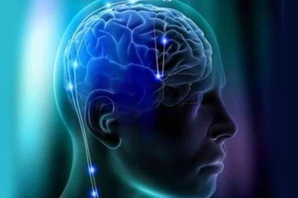Card human brain   electric shock